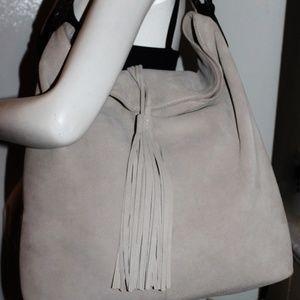 2 Die For Soft Slouch Large Italian Tassel Bag NEW